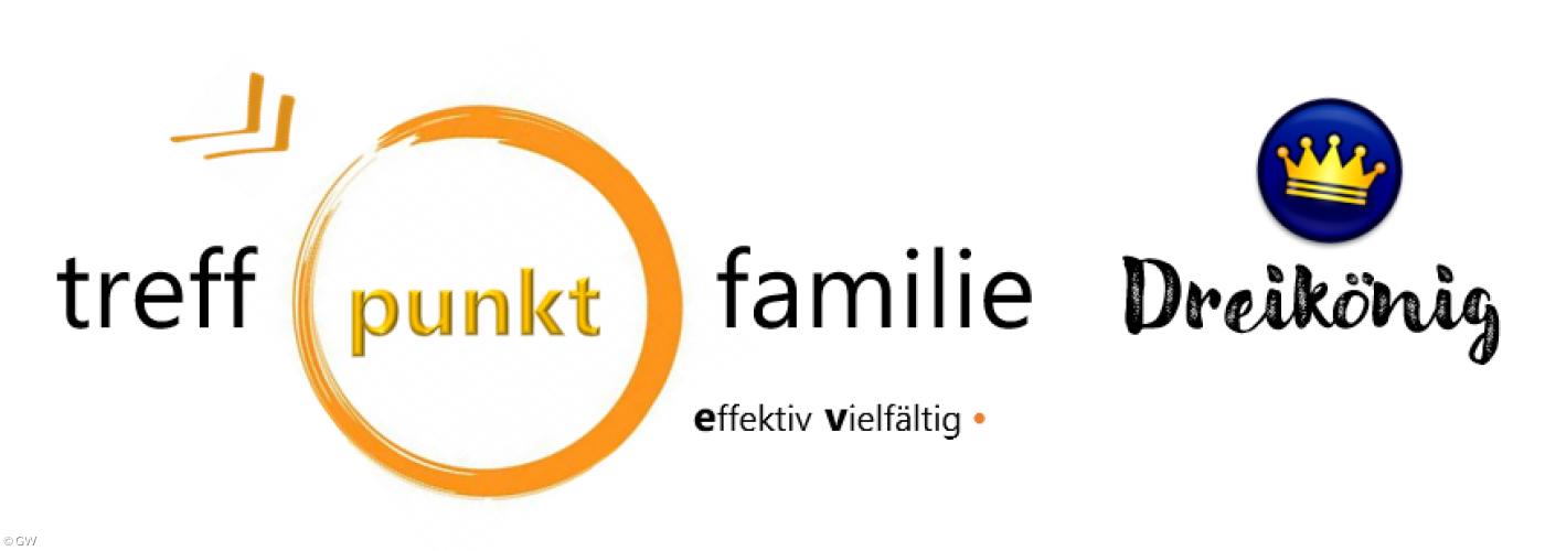 Logo mit Hinweis auf Dreikönig